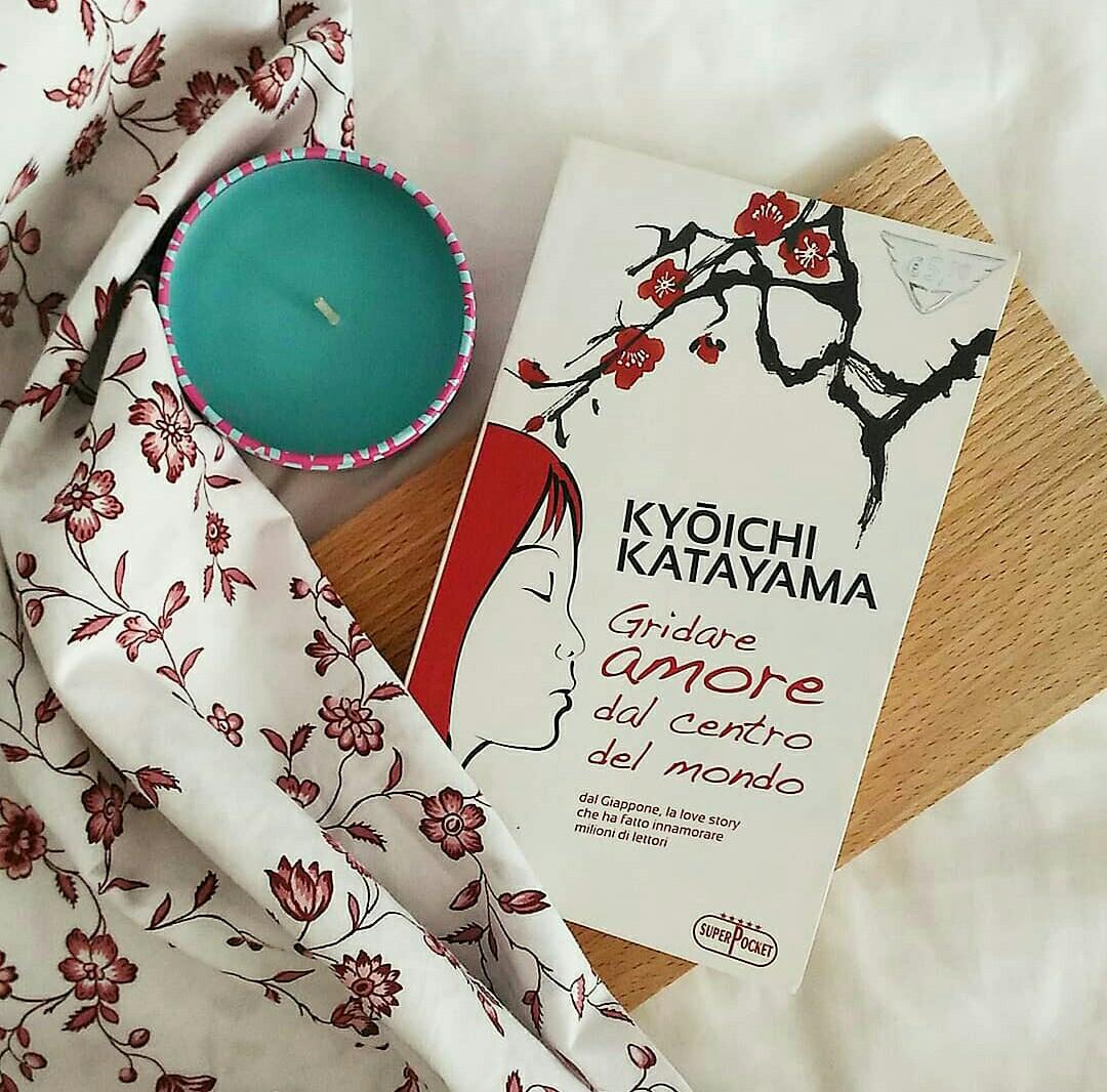 Gridare Amore Dal Centro Del Mondo Di Kyoichi Katayama